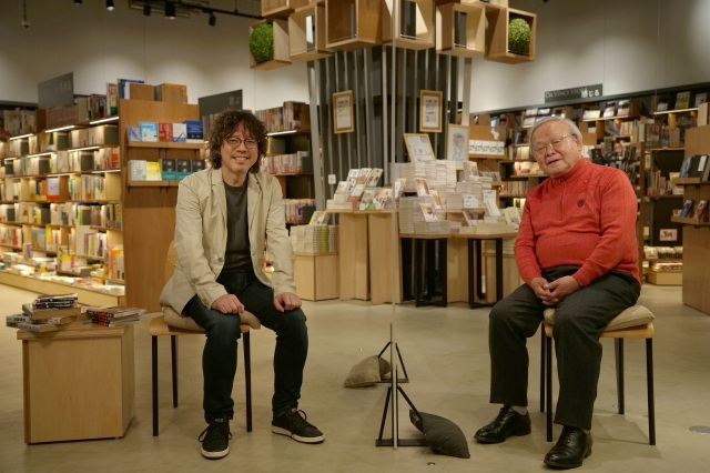 『浦沢直樹の漫勉 neo』より(C)NHKの画像