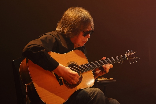 名ギタリスト・安田裕美さん(享年72)の画像