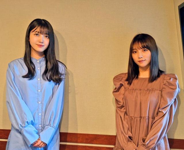 久保史緒里&与田祐希が『ディア・フレンズ』に出演(C)TOKYO FMの画像