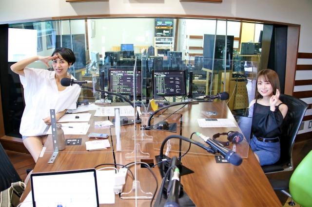 秋元真夏が『ALL-TIME BEST』に出演(C)TOKYO FMの画像