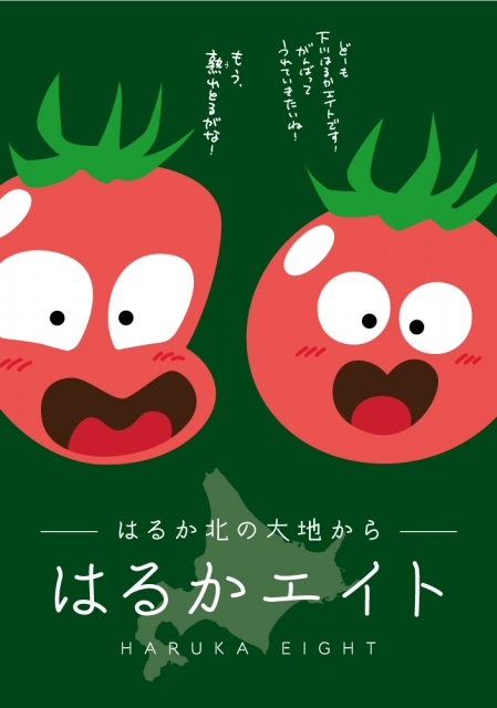 NON STYLE石田明監修の4コマ漫画『トマト漫才師下川はるかエイト』の画像