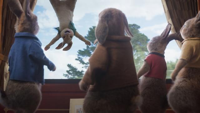 映画『ピーターラビット2/バーナバスの誘惑』(6月25日公開)の画像