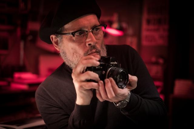 ジョニー・デップ主演映画『MINAMATA(原題)』(9月公開) (C) Larry Horricksの画像