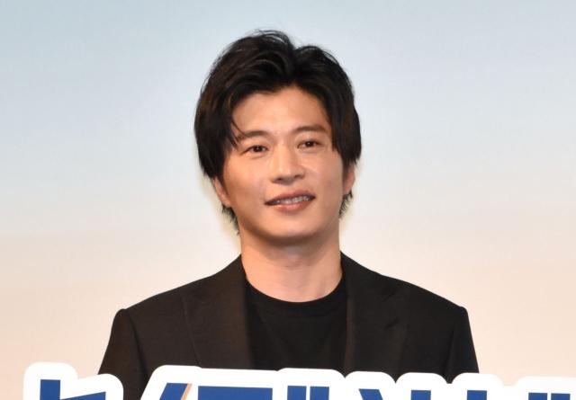 """""""女優""""小坂菜緒を絶賛した田中圭 (C)ORICON NewS inc.の画像"""