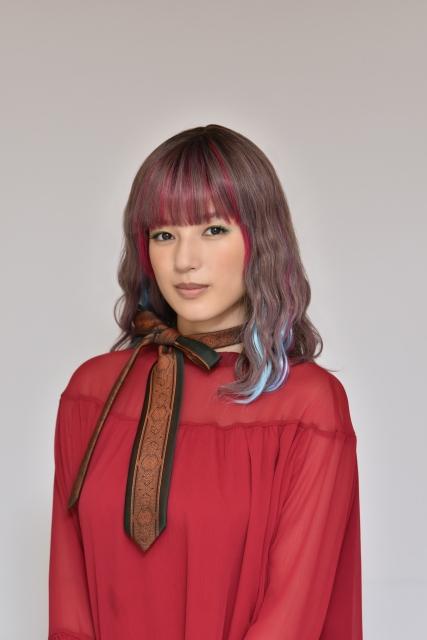 7月スタートの新ドラマ『イタイケに恋して』に出演する石井杏奈 (C)読売テレビの画像