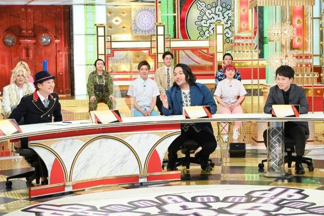 11日放送のバラエティー『中居正広のキンスマスペシャル』(C)TBSの画像