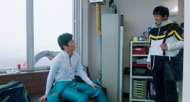 映画『ヒノマルソウル~舞台裏の英雄たち~』(6月18日公開)(C)2021映画『ヒノマルソウル』製作委員会の画像