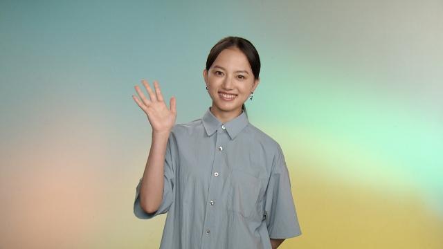 『天才てれびくんhello,』に出演する清原果耶(C)NHKの画像