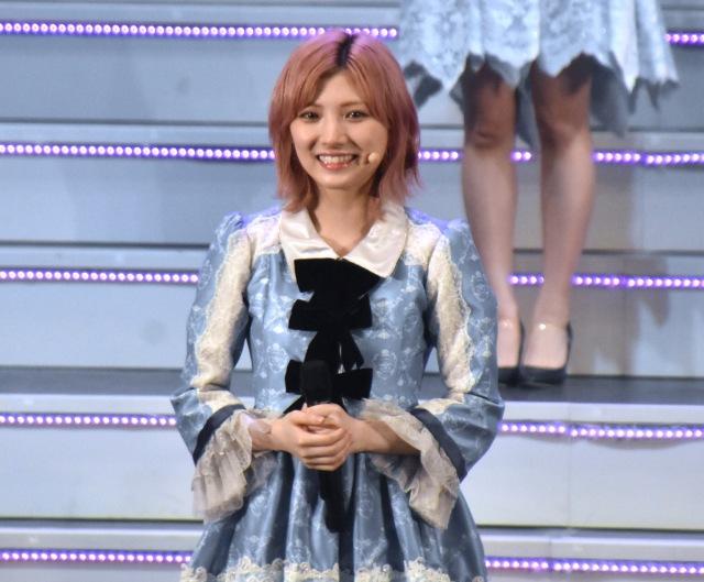 AKB48の給料事情をぶっちゃけた岡田奈々 (C)ORICON NewS inc.の画像