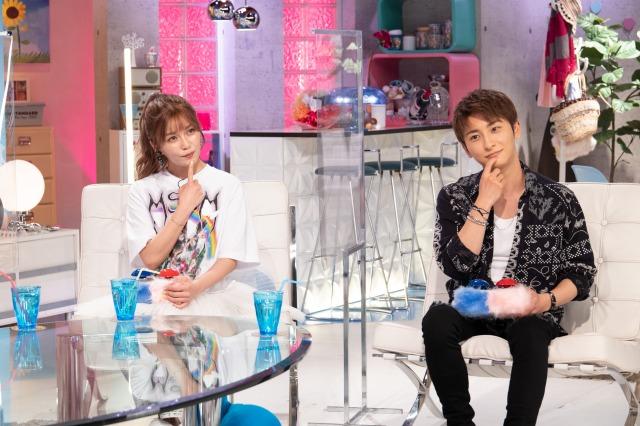 『あざとくて何が悪いの?』に出演する(左から)宇野実彩子、與真司郎(C)テレビ朝日の画像