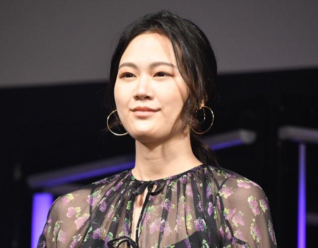 『エチュード』の製作発表会見に参加した小篠恵奈 (C)ORICON NewS inc.の画像