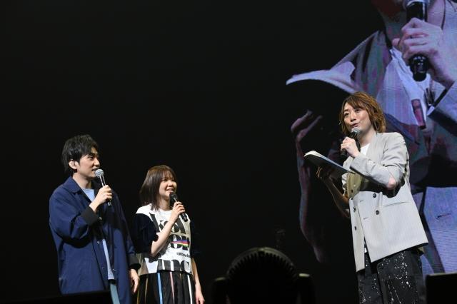 3人体制最後のライブを横浜アリーナで開催したいきものがかり(左から)水野良樹、吉岡聖恵、山下穂尊 Photo by 岸田哲平の画像