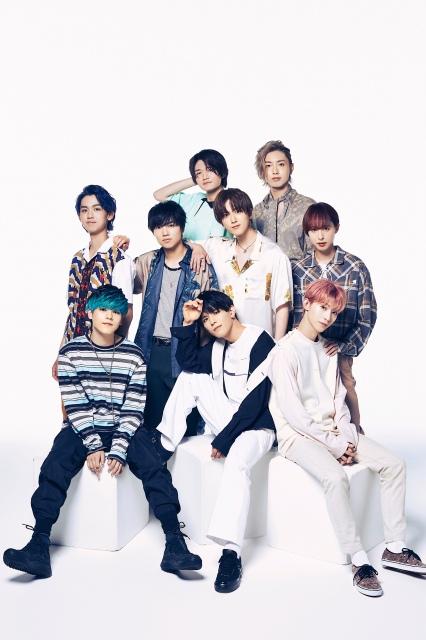 2nd両A面シングル「Peace Summer/TREASURE」のリリースが決定した円神の画像