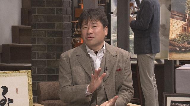 『歴史探偵』の所長を務める佐藤二朗(C)NHKの画像