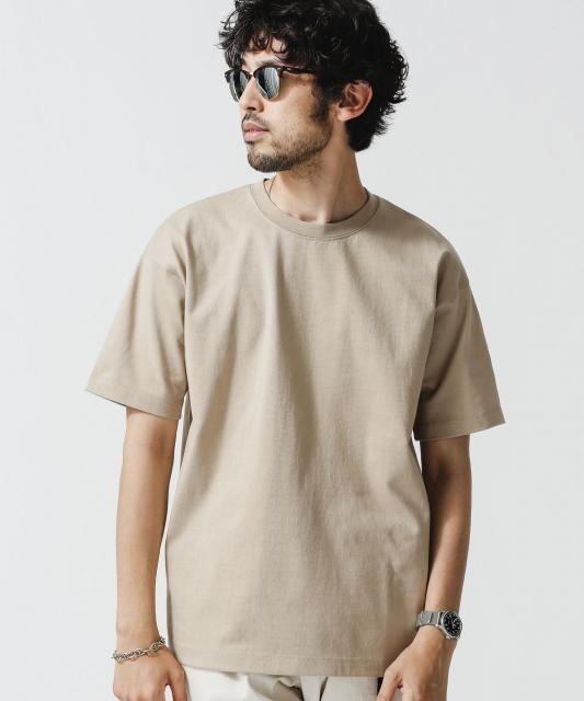 NO MUFFIN スタンディングクルーネックTシャツの画像