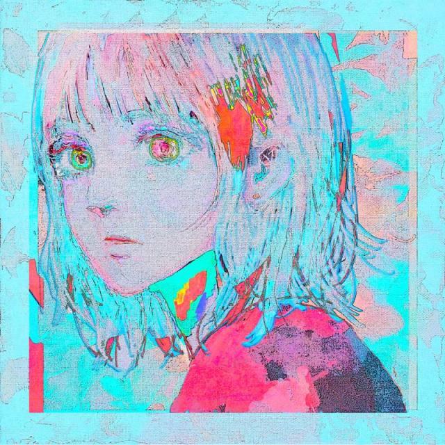 米津玄師「Pale Blue」(ソニー・ミュージックエンタテインメント/6月16日発売) Illustration by 米津玄師の画像