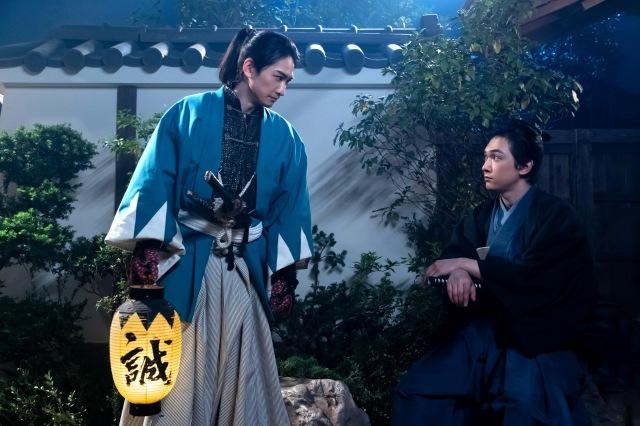 『青天を衝け』第20回「篤太夫、青天の霹靂」より(C)NHKの画像