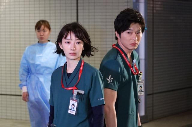 月9『ナイト・ドクター』第2話カット(C)フジテレビの画像