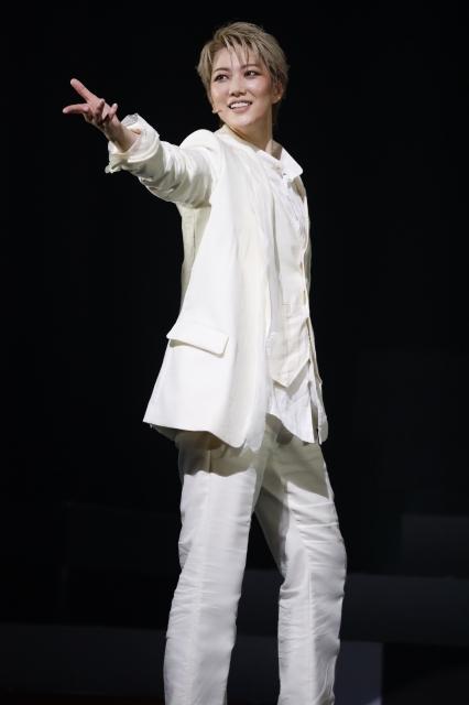 Color of Theater『ROSSO』のゲネプロを行った七海ひろき photo by 小境勝巳/江頭はんな(C)COTRPの画像