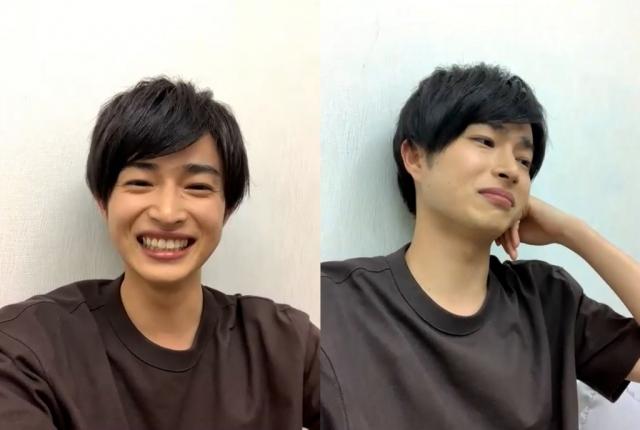 『私が女優になる日_』に相手役として出演することが決定した曽田陵介 (C)TBSの画像