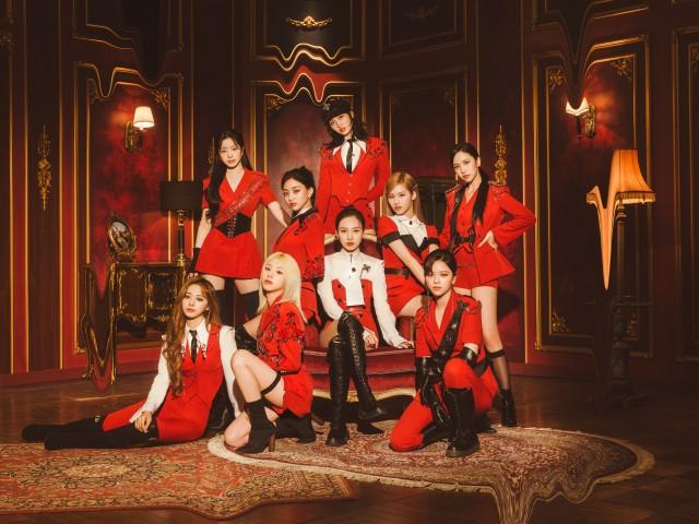 TWICEが日本3rdアルバムの表題曲「Perfect World」MVを公開の画像