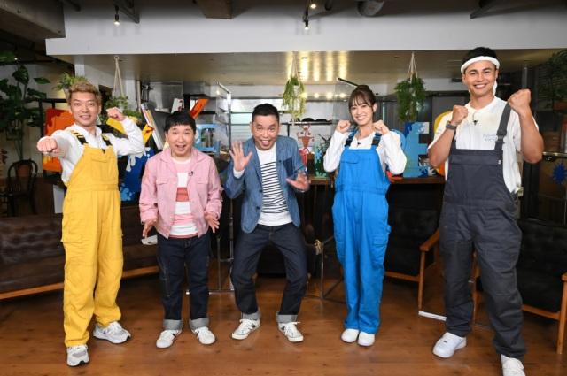 バラエティー特番『土曜☆ブレイク リメイクHEROES』(C)TBSの画像