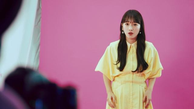 『ユージェネ』TVCMに出演する川栄李奈の画像