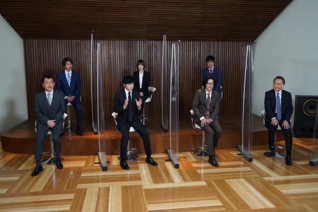 東山紀之らキャスト7人による『刑事7人』スペシャル動画を公開 (C)テレビ朝日の画像