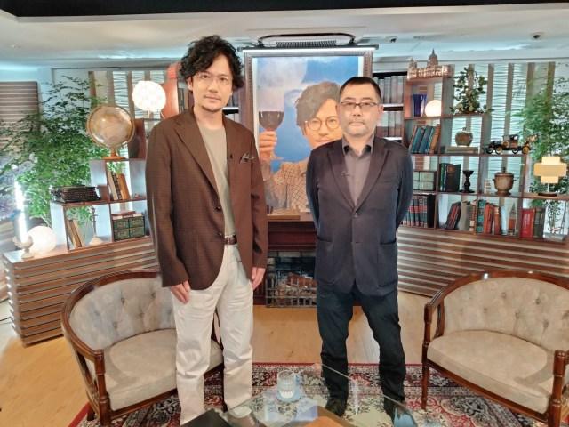 『7.2 新しい別の窓#40』で稲垣吾郎と武正晴監督が対談(C)ABEMAの画像
