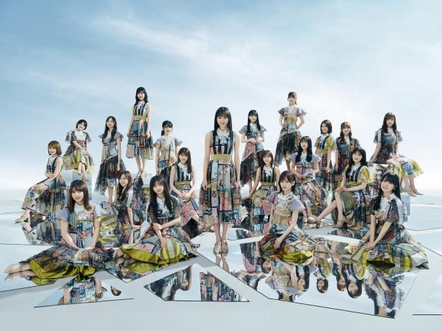 7月3日放送の日本テレビ系音楽特番『THE MUSIC DAY』でスペシャルメドレーを披露する乃木坂46の画像