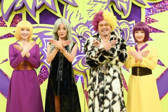 6日放送のバラエティー『賞金奪い合いネタバトル ソウドリ~SOUDORI~』(C)TBSの画像