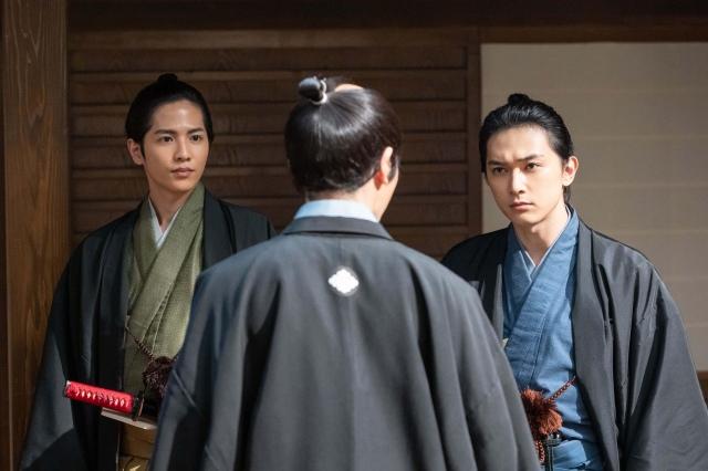 『青天を衝け』第21回「篤太夫、遠き道へ」より(C)NHKの画像