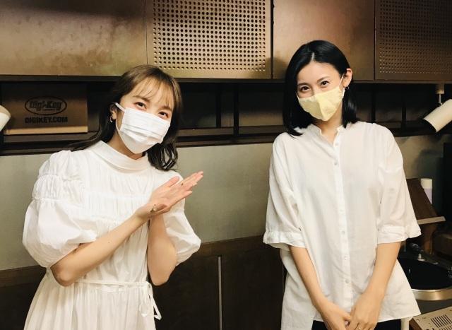 『百田夏菜子とラジオドラマのせかい』に本仮屋ユイカが登場(C)ニッポン放送の画像