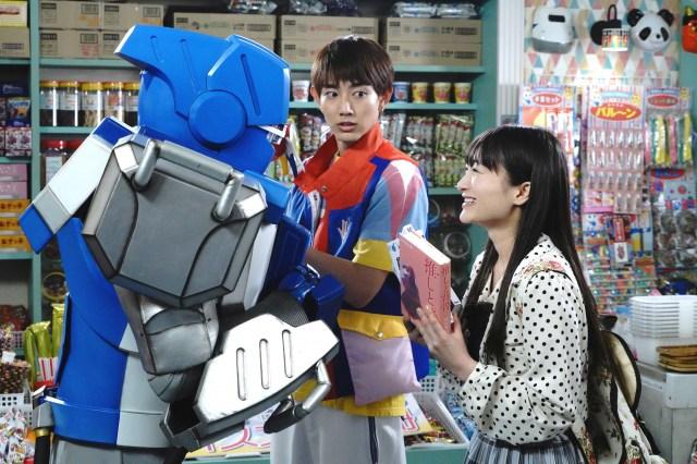 『機界戦隊ゼンカイジャー』第18カイより (C)2021 テレビ朝日・東映AG・東映の画像