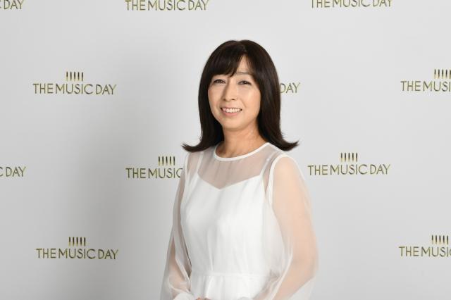 日本テレビ系音楽特番『THE MUSIC DAY』で2年ぶりに復帰した岡村孝子(C)日本テレビの画像
