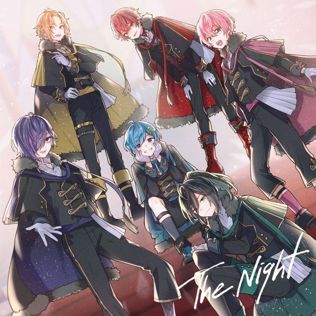 1stミニアルバム『The Night』を発売するKnight A - 騎士A -の画像