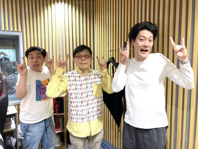 『霜降り明星のオールナイトニッポン(ANN)』に原ゆたか氏が参上(C)ニッポン放送の画像