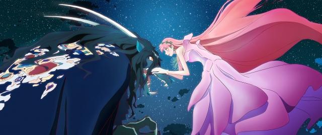細田守監督最新作『竜とそばかすの姫』(7月16日公開)(C)2021 スタジオ地図の画像