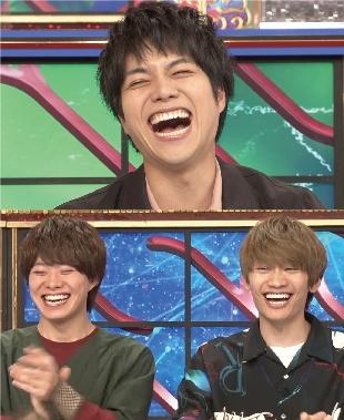 『クイズ!THE違和感 SP』に出演する重岡大毅&なにわ男子(C)TBSの画像