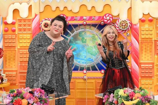 『マツコの知らない世界』に出演した(左から)マツコ・デラックス、寺田恵子 (C)TBSの画像