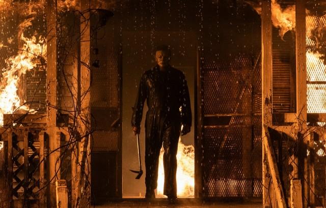 映画『ハロウィン KILLS』10月公開(C)UNIVERSAL STUDIOSの画像