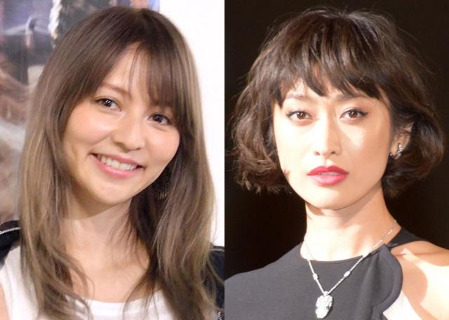 (左から)香里奈、山田優 (C)ORICON NewS inc.の画像