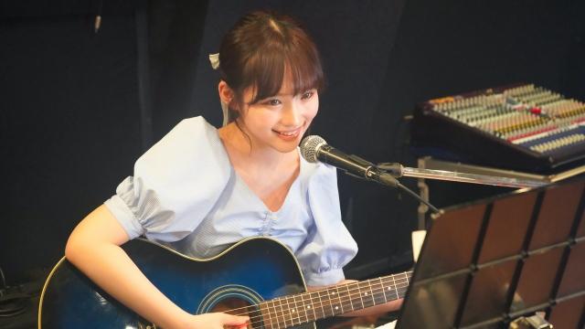 元AKB48の矢作萌夏が19歳誕生日に配信ライブの画像
