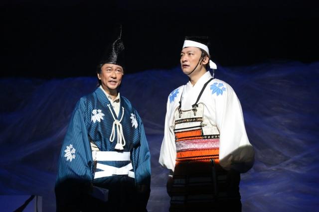 ミュージカル『日本の歴史』より(撮影:宮川舞子)の画像