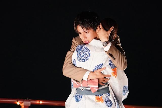 『ボクの殺意が恋をした』第2話に出演する中川大志、新木優子 (C)読売テレビの画像