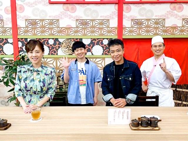中山秀征&高橋真麻が『あちこちオードリー』に登場(C)テレビ東京の画像