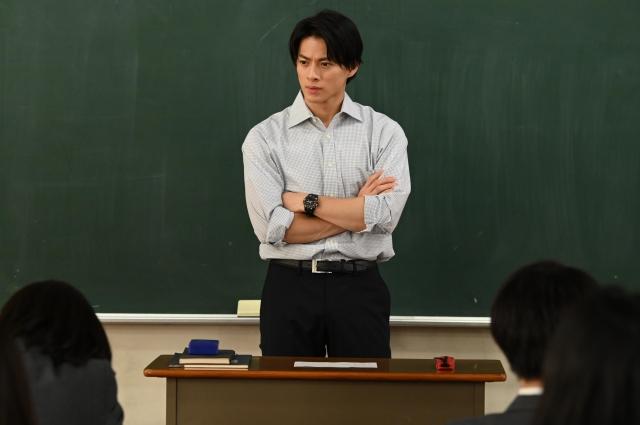 King & Princeの平野紫耀が主演する『24時間テレビ44』ドラマスペシャル『生徒が人生をやり直せる学校』 (C)日本テレビの画像