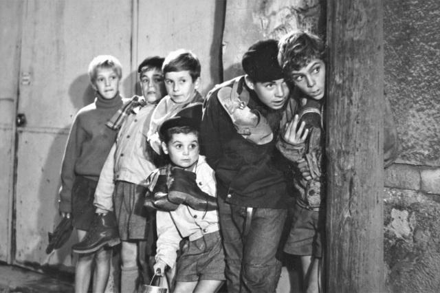 映画『わんぱく戦争』デジタルリマスター版、8月6日より全国順次公開 (C)1962 ZAZI FILMSの画像