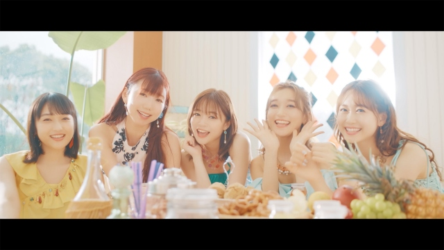 i☆Ris「Summer Dude」MVカットの画像