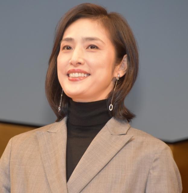 ドラマ『緊急取調室』で主演を務める天海祐希(C)ORICON NewS inc.の画像